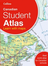 Collins Canadian Student Atlas